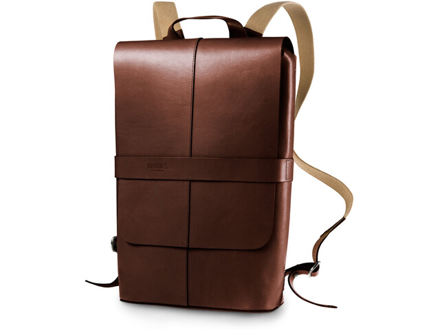 Brooks Piccadilly Leather Knapsack 10,5l brown
